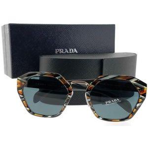 Prada PR04TS-VAN9K1-55 Sunglasses